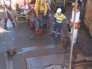 Alpha Rigging oil rigs