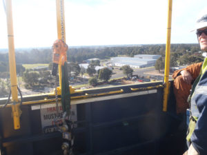 Alpha Rigging rigging job