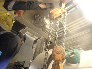 Alpha Rigging lifting gear