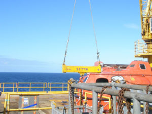 Alpha Rigging oil rig work
