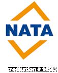 NATA logo for Alpha Rigging